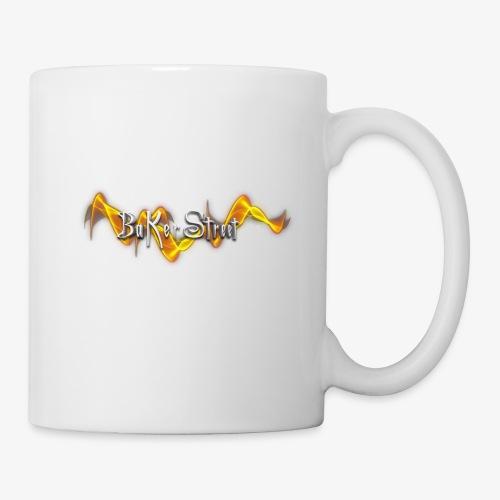BAKERSTREET 966 - LOGO - Mug blanc