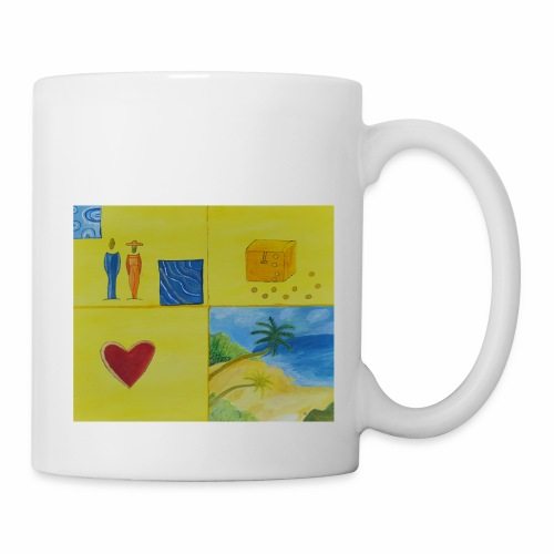 Viererwunsch - Tasse