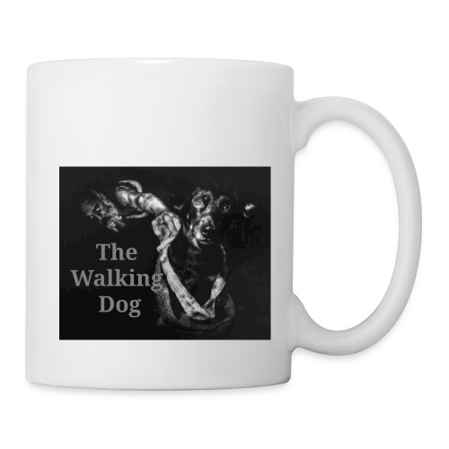 The Walking Dog - Tasse