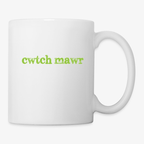 cwtchmawr1 - Mug