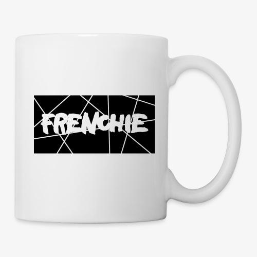 Frenchie Black & White - Tasse