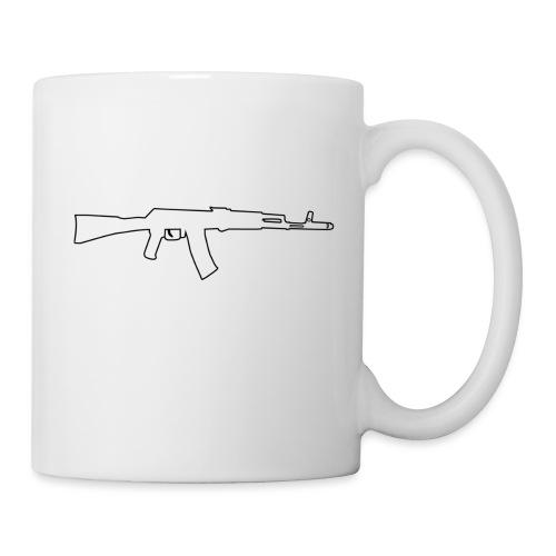 AK74 - Mug blanc