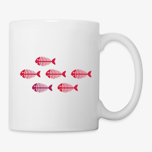 Color Fish - Mug blanc