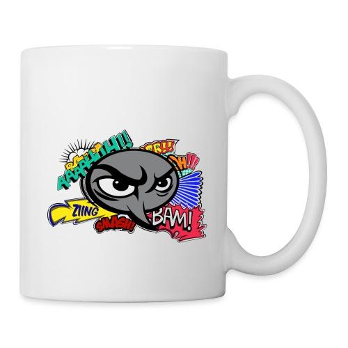 Comic's Strip - Mug blanc