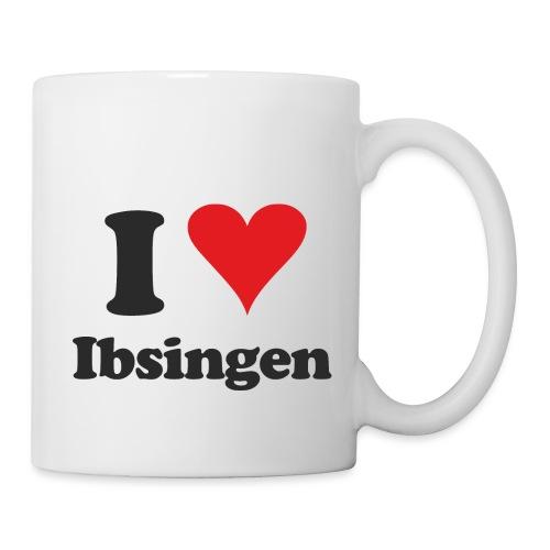 I Love Ibsingen - Tasse