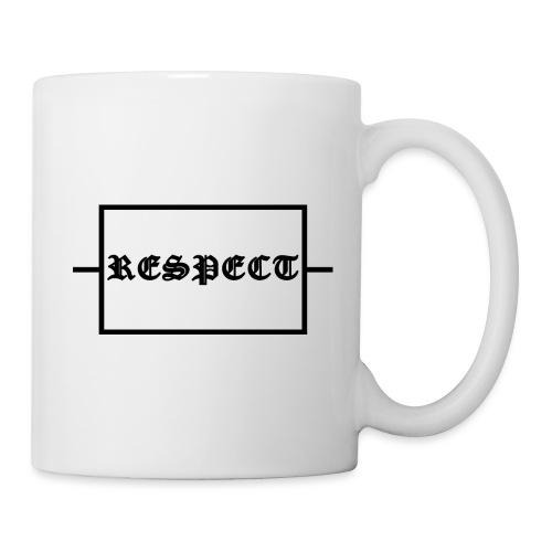 Widerstand für RESPECT - Tasse