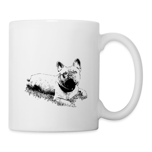 Französische Bulldogge / Frenchie / French Bulldog - Tasse