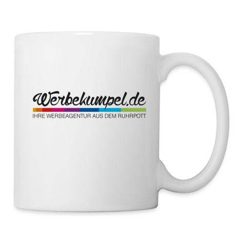 Werbekumpel Domain Logo - Tasse
