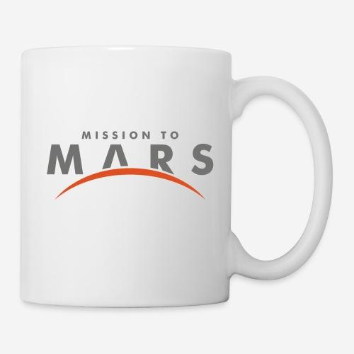Mission zum Mars - Tasse