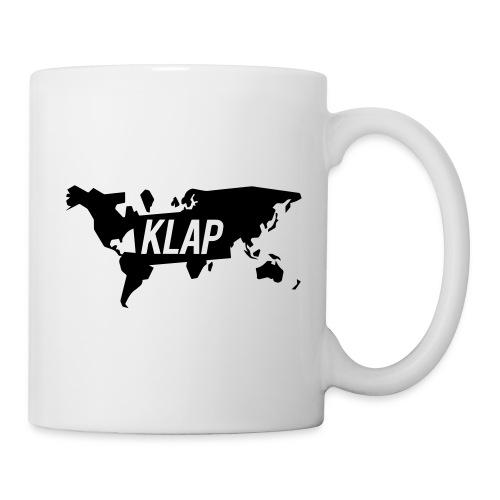 WORLD WIDE KLAP - Mug blanc
