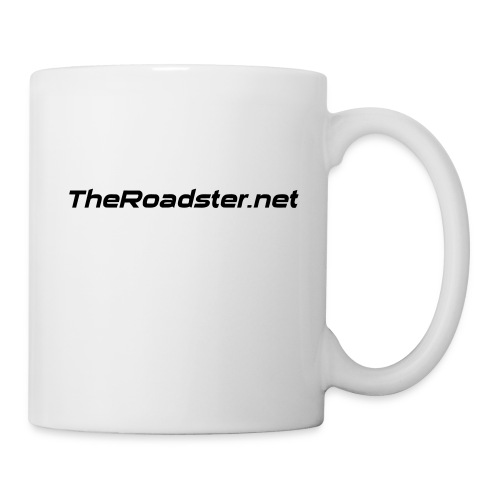 TheRoadster net Logo Text Only All Cols - Mug