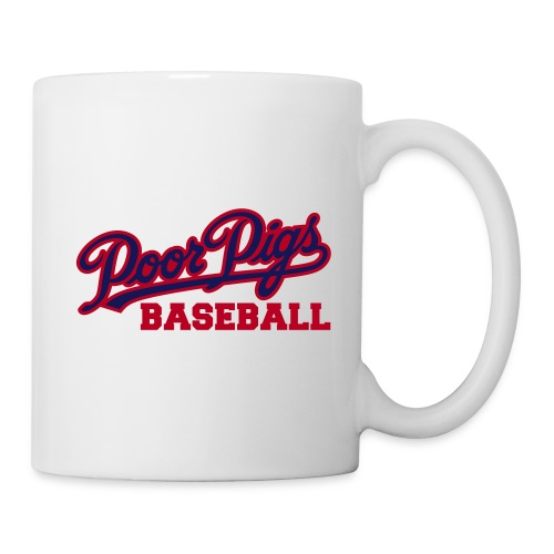 mpp Baseball Vektorlogo Simple - Tasse