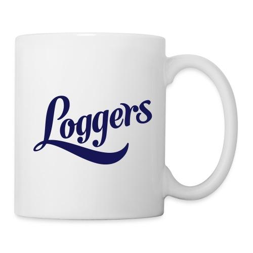 Loggers 1 color logo - Kopp