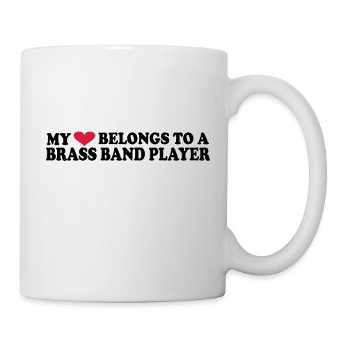 MY HEART BELONGS TO A BRASS BAND PLAYER - Kopp