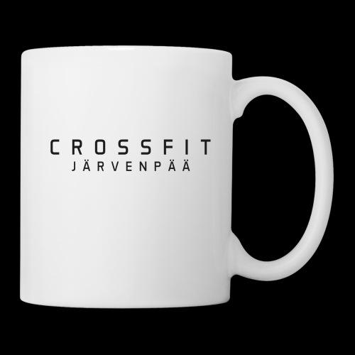 CrossFit Järvenpää mustateksti - Muki