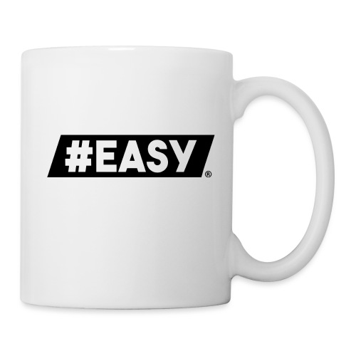 #EASY Classic Logo T-Shirt - Tazza