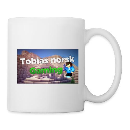 Tobias Norsk Gaming - Kopp
