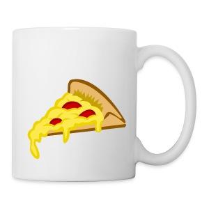 IF IT FITS MY SHIRT PIZZA? - Mok