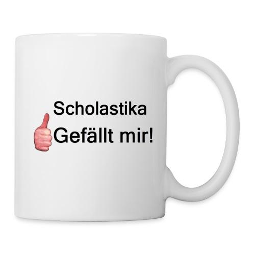 Scholastika der Schüler - Tasse