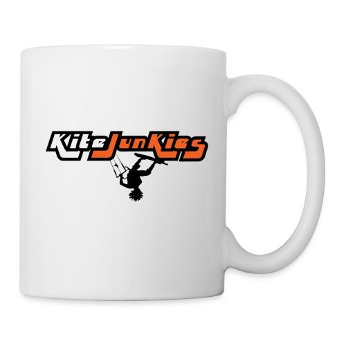 kitejunkies logohires - Mug