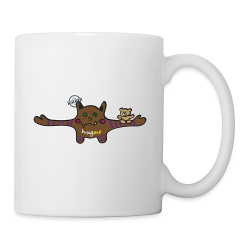 Hug me Monsters - Every little monster needs a hug - Mug