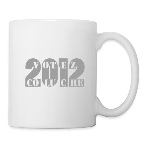 Votez Coluche 02 - Mug blanc