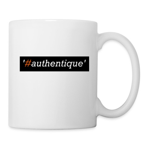 authentique - Mug
