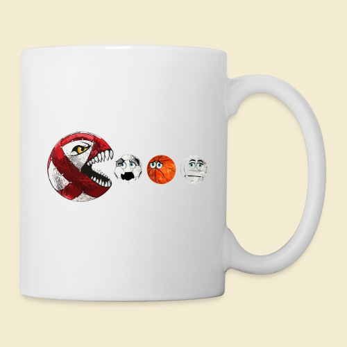 Radball | Cycle Ball RedMan - Tasse