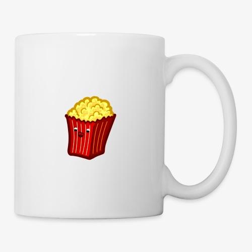 Popcorn Derp - Tasse