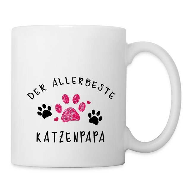 Der allerbeste Katzenpapa