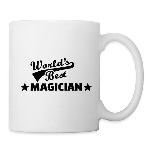 Worlds Best Magician - Mug