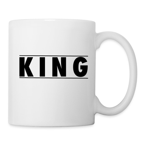 Tasse - King and Queen - Tasse