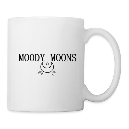 MOODY MOONS LOGO - Tazza