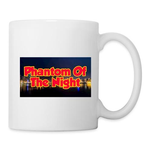Phantom Of The Night Official Wear - Mug