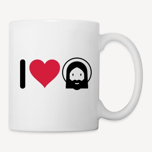 I LOVE JESUS - Mug