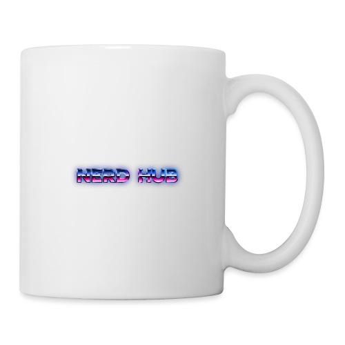 Nerd Hub 80's - Tazza