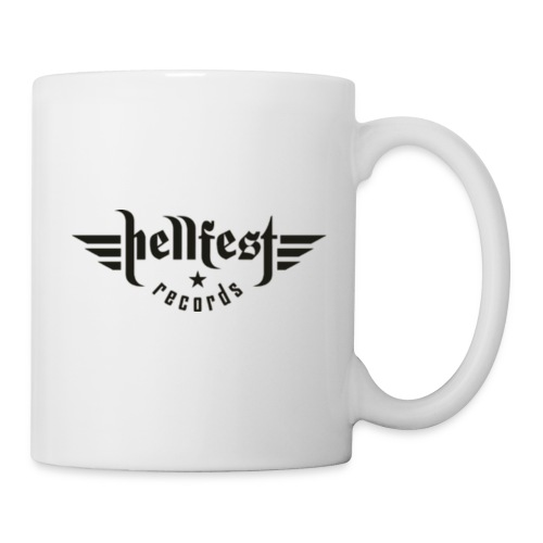 hellfest records logo png - Tasse