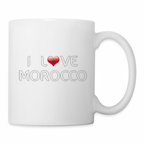 i_love_morocco - Mug