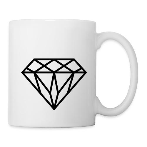 Diamond Graphic // Diamant Grafik - Tasse
