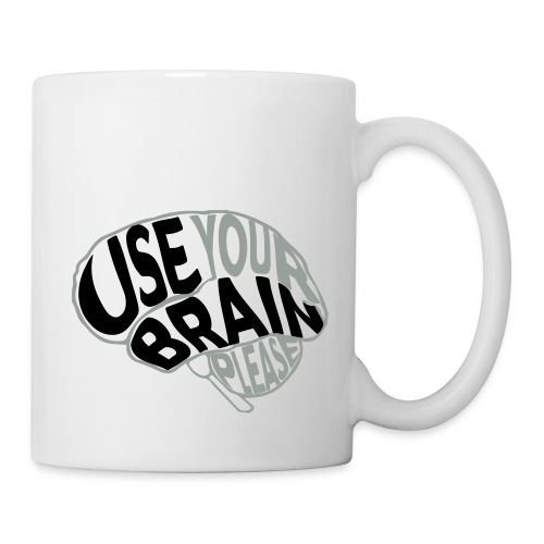 Use your brain - Tazza