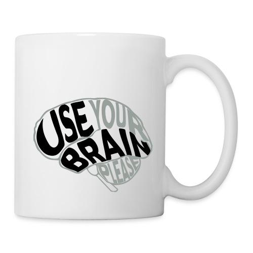 Use your brain - Tazza