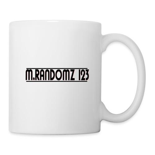m.randomz 123 - Mug