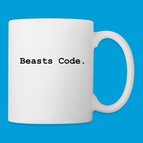 Beasts Code. - Mug