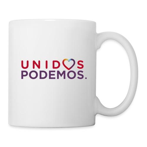 Taza Unidos Podemos 2016 Blanca - Taza