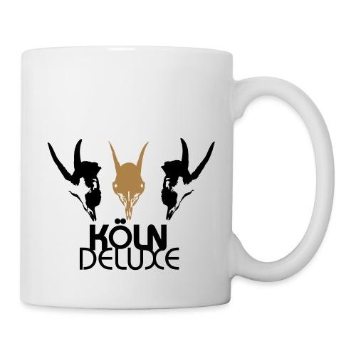 Geissbock Deluxe Motiv groß - Tasse