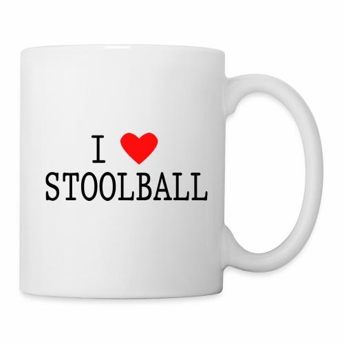 I Love Stoolball - Mug