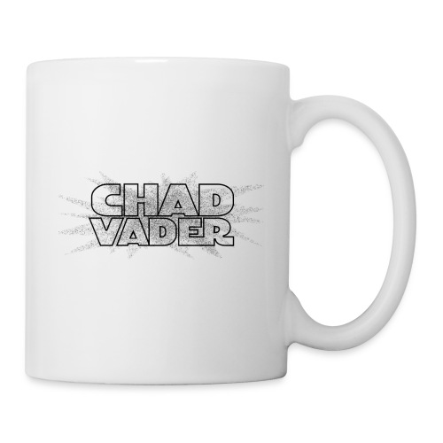 chad vader black - Mug