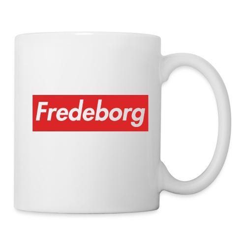 Fredeborg Gang - Tasse