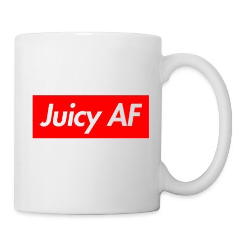 Juicy AF Front - Tasse