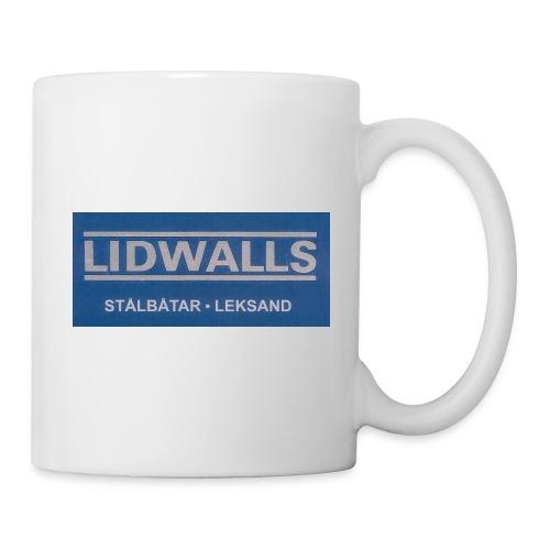 Lidwalls Stålbåtar - Mugg